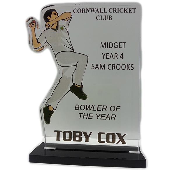 Cricket Tournament Anouncment Wording: Engrave It